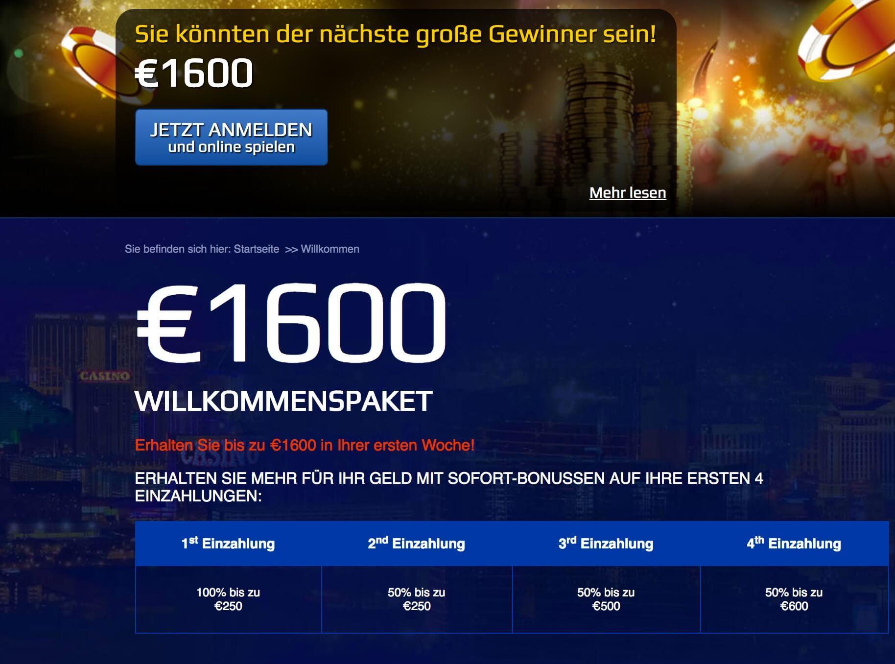 kr credit online casino in euro