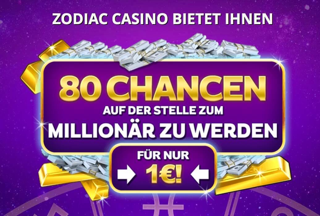 Casino 1 Euro Einzahlen 20 Bekommen